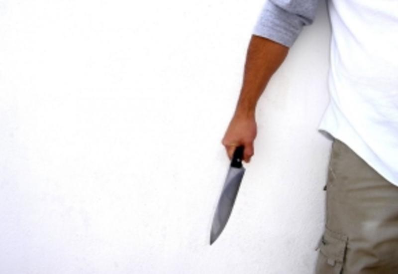 Поножовщина в Газахе, есть пострадавший