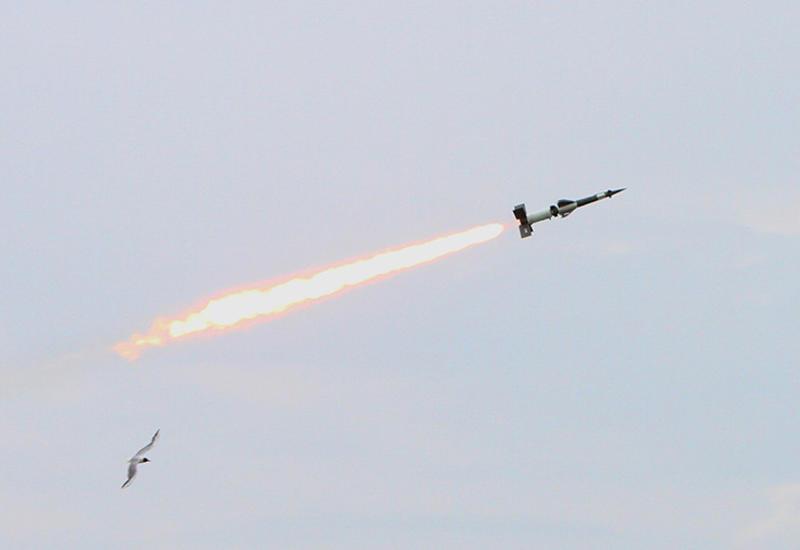 """Иран начинает серийное производство новой ракеты класса """"воздух - воздух"""""""