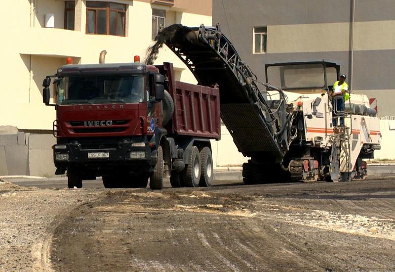 Азербайджан приобрел у Китая свыше 100 наименований дорожной техники