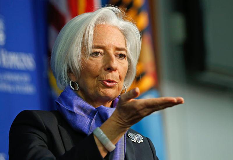 Cамолет с главой МВФ на борту аварийно сел в Аргентине