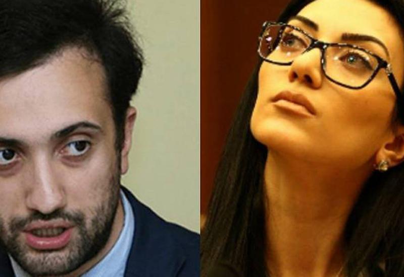В Армении требуют наказать любимицу Саргсяна