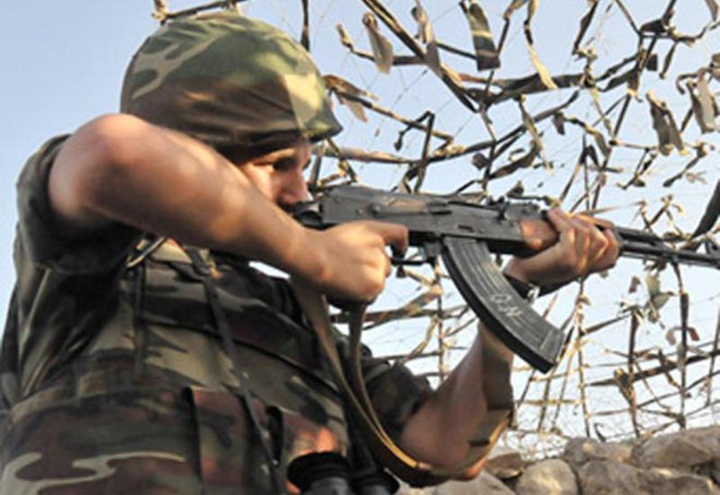 ВС Армении вновь устроили провокацию на линии фронта