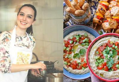 Идеальный летний обед от фуд-блогера Или Мамедовой