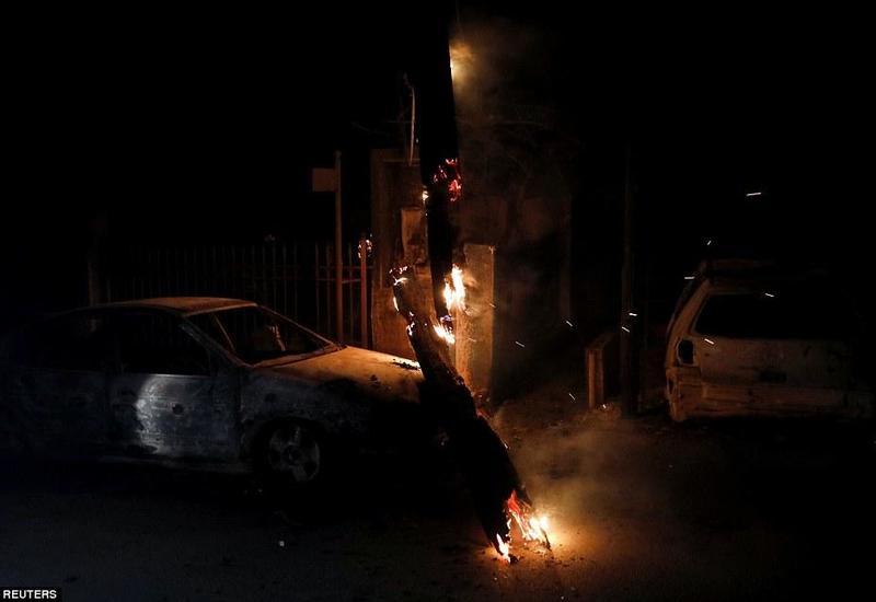 В Армении во время подсчета голосов отключили свет