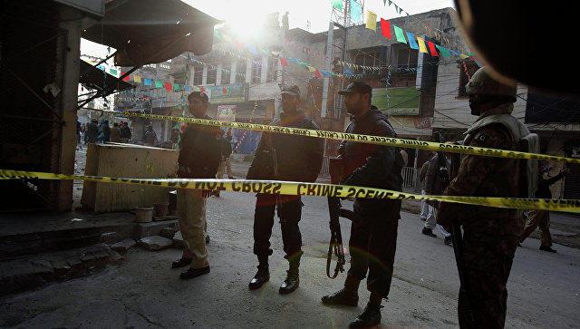 В Пакистане прогремели два взрыва, есть жертвы