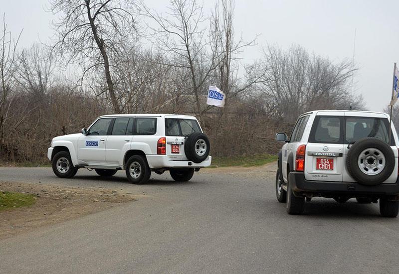 ОБСЕ проведет мониторинг на линии соприкосновения ВС Азербайджана и Армении