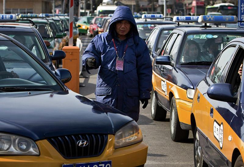 В Китае турист случайно 100 раз заплатил за поездку в такси