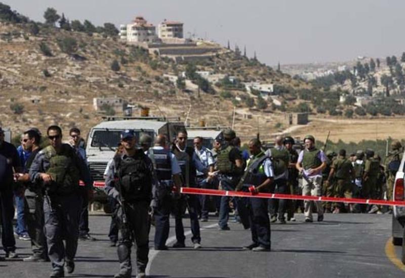 В Иерусалиме произошли столкновения между арабами и израильской полицией