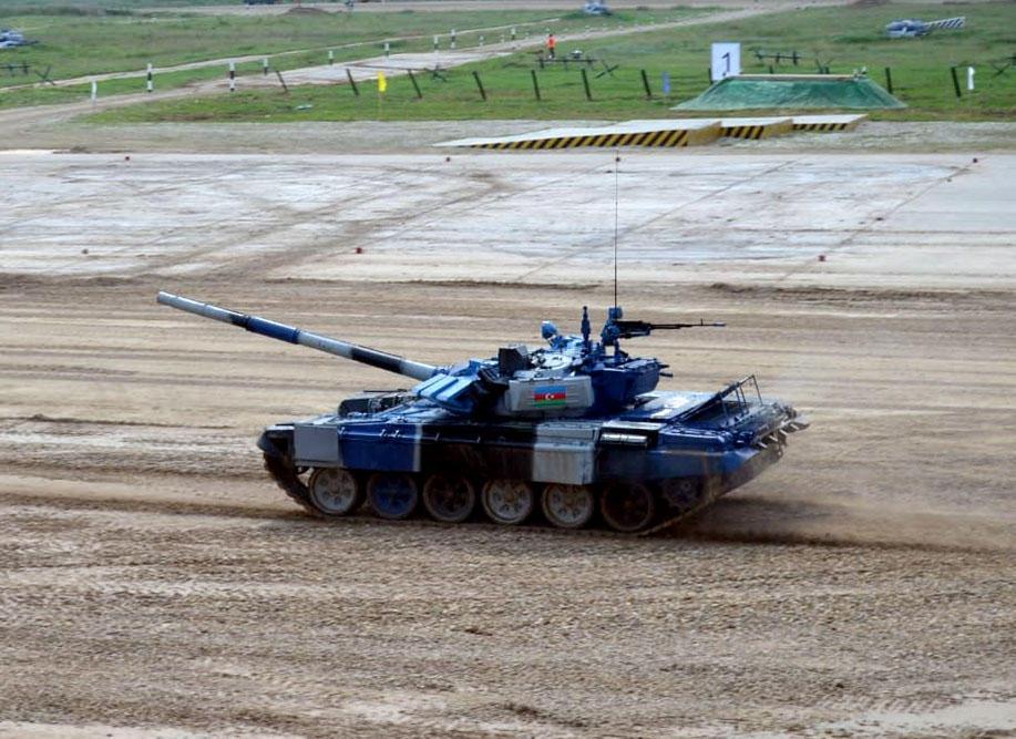 Т-72 будет мощней