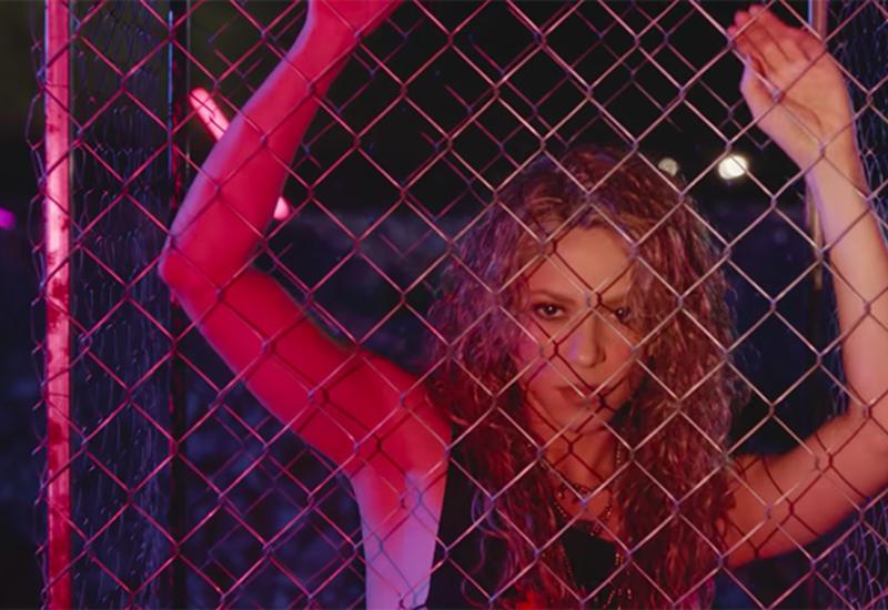 Шакира представила новый откровенный клип на песню Clandestino