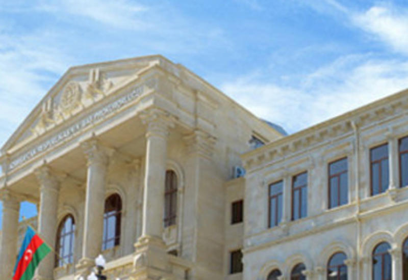 Генпрокуратура распространила сообщение о взрыве в Хырдалане