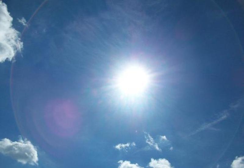 На Азербайджан надвигается жара