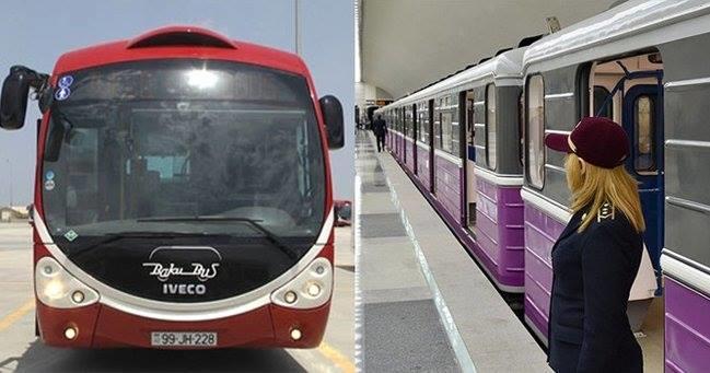 """<p><strong>Metro bağlı, avtobus basabas: <span style=""""color:#ff0000"""">Məktəbləri açmaq təhlükəli olmayacaq?</span></strong></p>"""