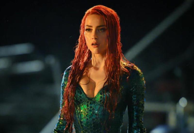 Красные волосы и идеальная форма - Эмбер Херд в «Аквамене»