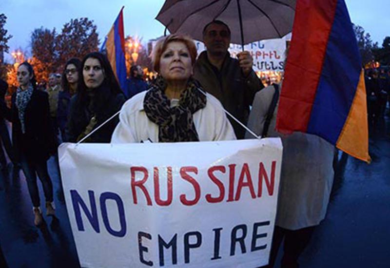 В Армении истерика из-за заявлений Лаврова