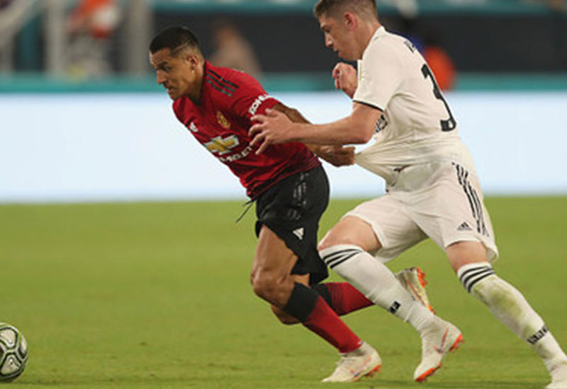 «Манчестер Юнайтед» обыграл «Реал» в матче Международного кубка чемпионов
