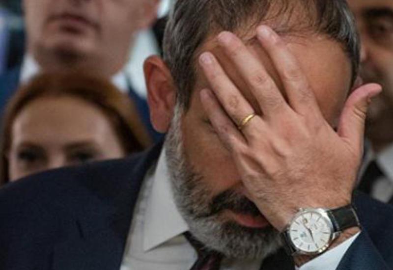 Пашинян в шоке от падения своего рейтинга