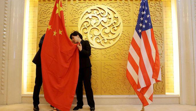 Bloomberg проинформировал о планах США и Китайская республика перезапустить торговые переговоры