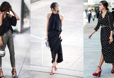 """Как носить черный летом и не выглядеть мрачно - 8 стильных идей <span class=""""color_red"""">- ФОТО</span>"""