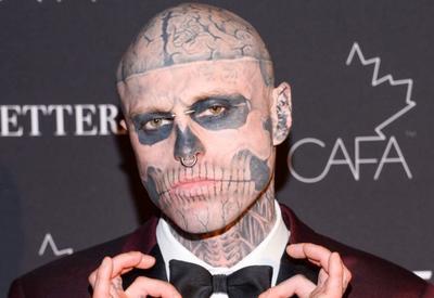 Тату-модель Zombie Boy ушел из жизни