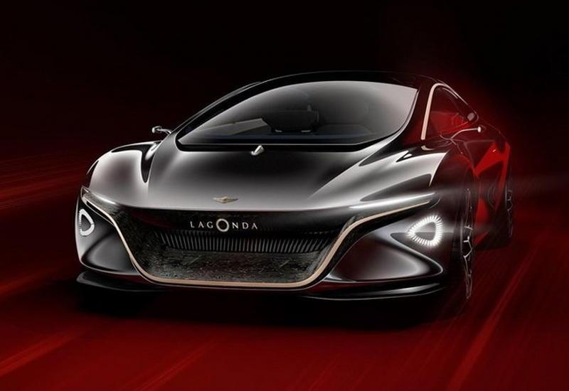 """Aston Martin выпустит большой электрокар, который составит конкуренцию Rolls-Royce Phantom <span class=""""color_red"""">- ФОТО</span>"""