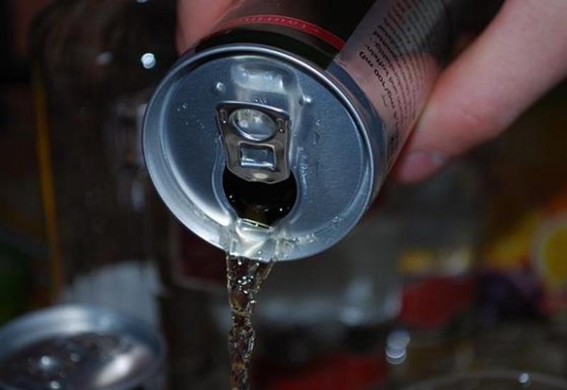 Энергетические напитки постепенно разрушают нервную систему наших детей