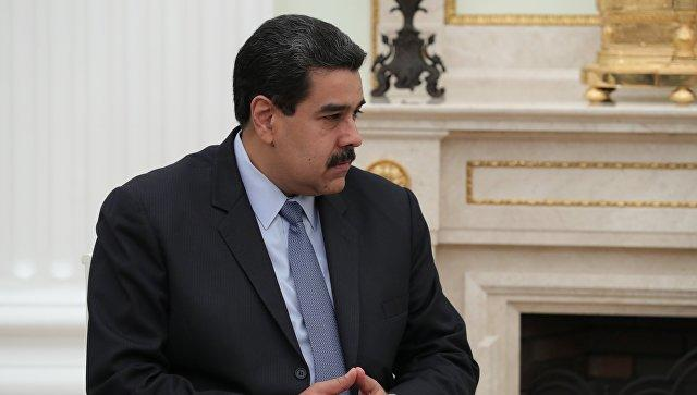 Шесть человек задержаны запокушение наНиколаса Мадуро