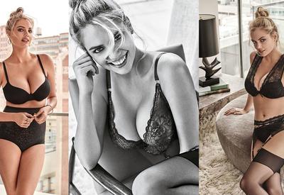 """Самая сексуальная женщина в мире в новой рекламной кампании <span class=""""color_red"""">- ФОТО</span>"""