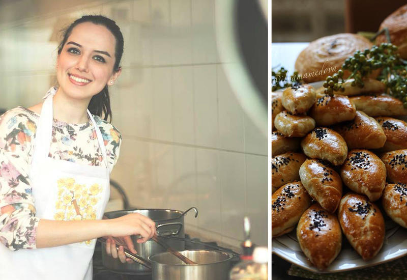 Пошаговый рецепт вкусных пирожков от азербайджанского фуд-блогера