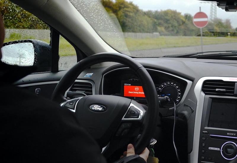 "Ford поможет водителю не выехать на встречку <span class=""color_red"">- ФОТО</span>"