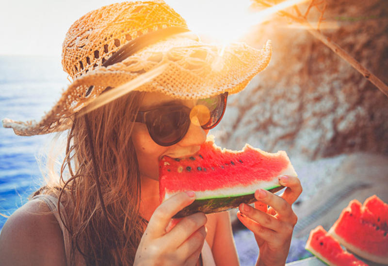 5 причин съесть арбуз прямо сейчас