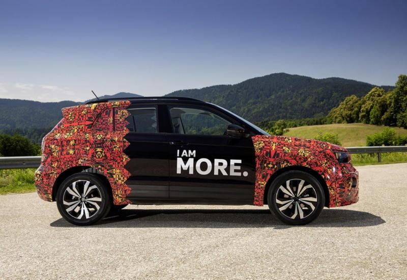"""Самый компактный и доступный кроссовер Volkswagen: новые подробности <span class=""""color_red"""">- ФОТО</span>"""