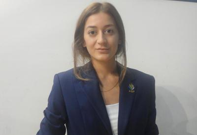Тренер Нигяр Абдусалимова: В Национальной арене гимнастики для спортсменов созданы все необходимые условия
