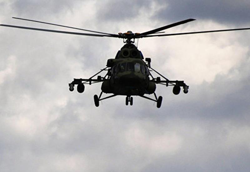 Девять человек погибли при крушении вертолета в Японии