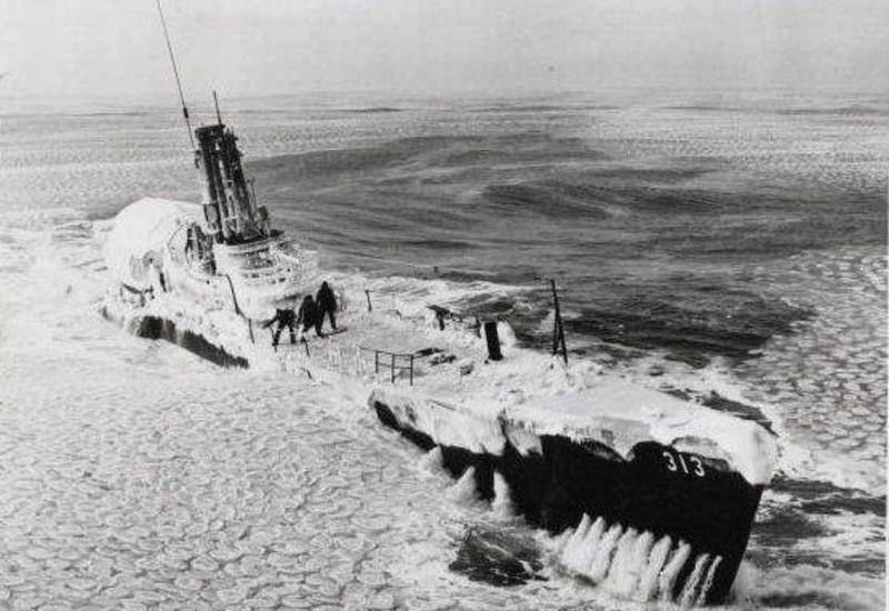 Секретная база «Кригсмарине»: что нацисты построили в Арктике
