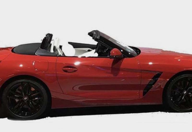 """Полностью рассекречена внешность нового BMW Z4 <span class=""""color_red"""">- ФОТО</span>"""
