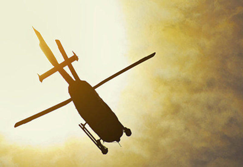 Жесткая посадка вертолета в Таджикистане, есть погибшие