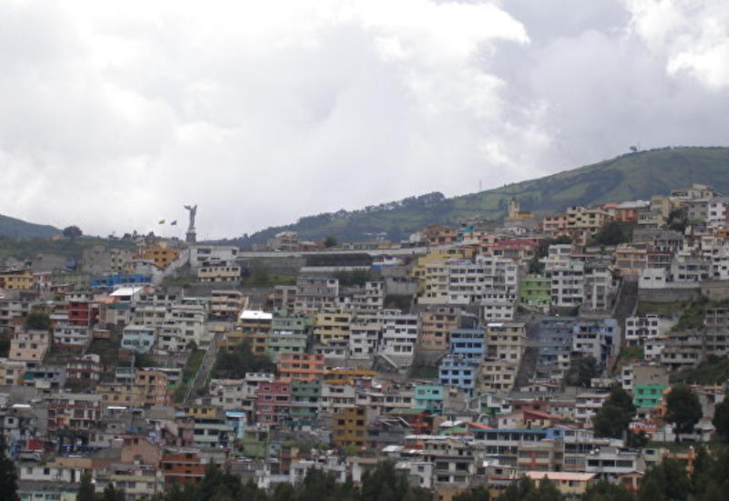 "В Эквадоре на ""повороте смерти"" разбился автобус"