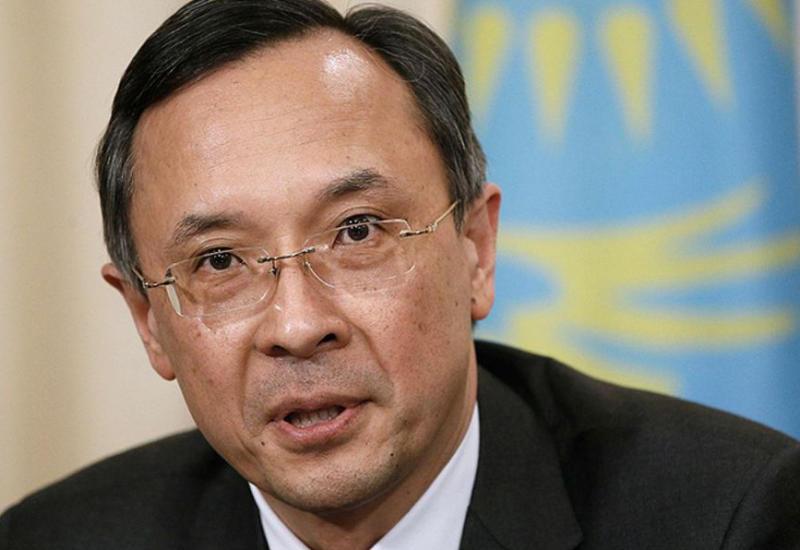 Глава МИД Казахстана: Конвенция по Каспию создает базу для сотрудничества