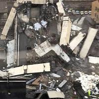 """Трагический момент обрушения моста в итальянской Генуе, где погибли десятки человек <span class=""""color_red"""">- ВИДЕО</span>"""