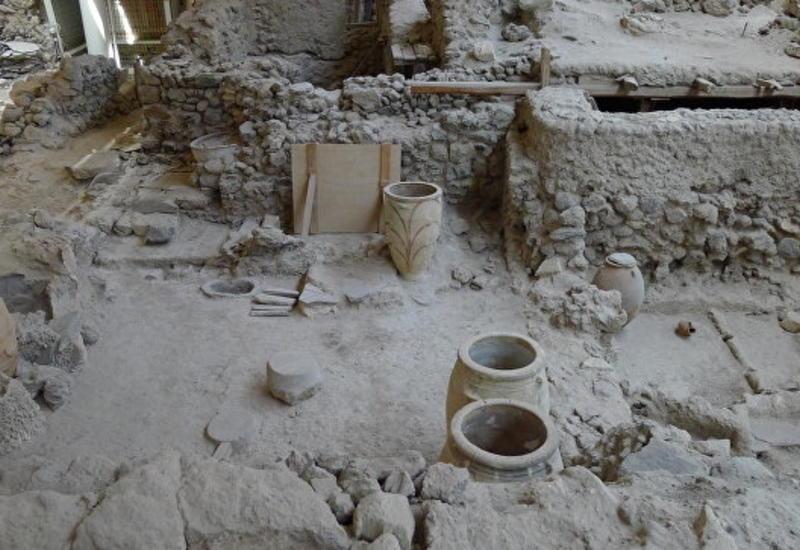 """Ученые выяснили, когда произошел """"Великий потоп"""" на острове Крит"""