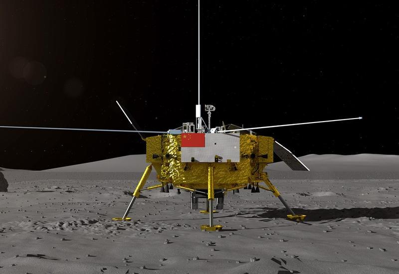 """Китай презентовал луноход для обратной стороны Луны <span class=""""color_red"""">- ФОТО</span>"""