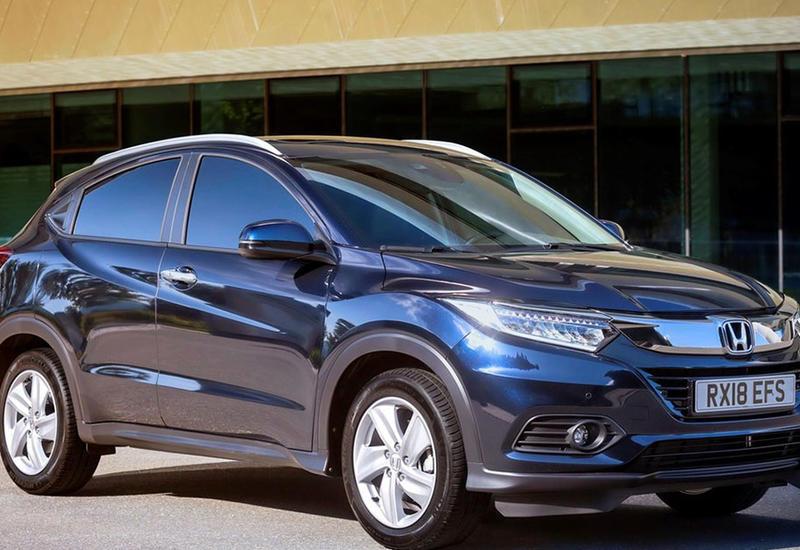 """Honda показала обновленный HR-V для Европы <span class=""""color_red"""">- ФОТО</span>"""