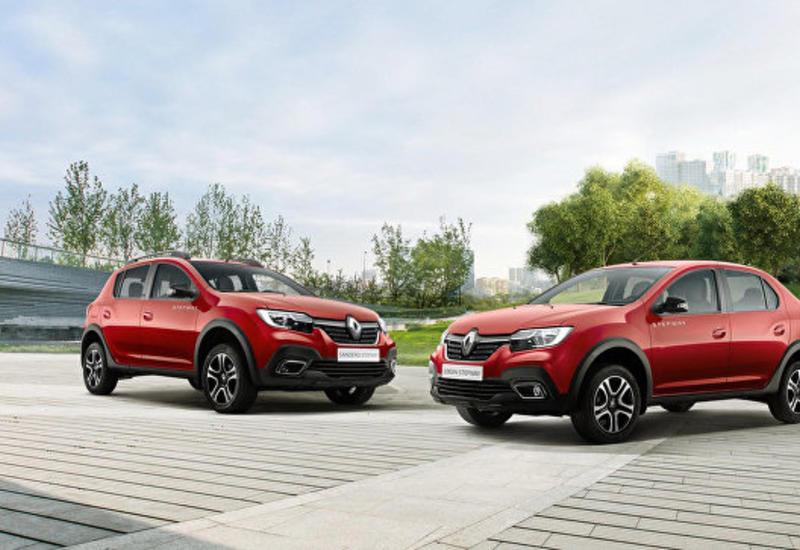 Renault представил внедорожную версию Logan и Dokker