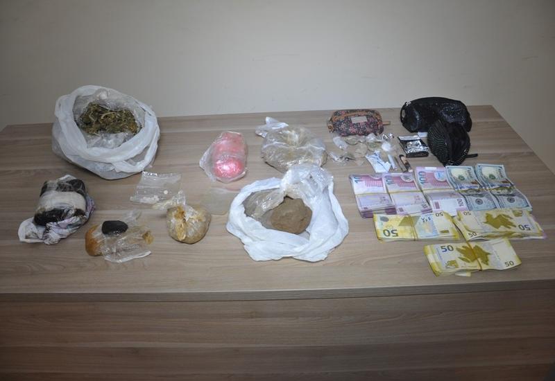 Разоблачена группировка, поставлявшая в Азербайджан наркотики из Ирана