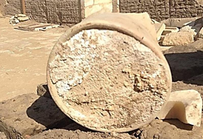 Археологи обнаружили в древнеегипетской гробнице древнейший сыр на Земле