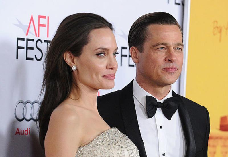 Анджелина Джоли наняла шпионов, чтобы следить за Брэдом Питтом