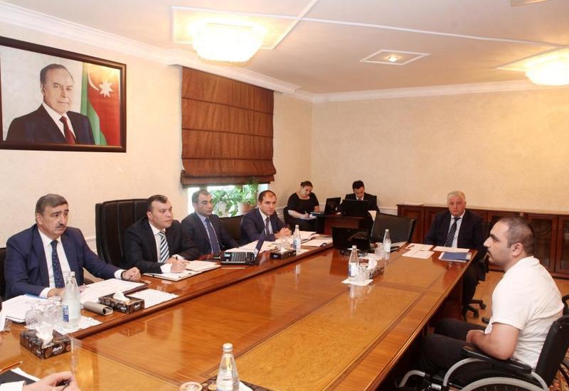 """В одном из регионов Азербайджана создаются центры DOST <span class=""""color_red"""">- ФОТО</span>"""