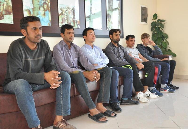 """В Азербайджане задержаны десятки незаконных мигрантов <span class=""""color_red"""">- ФОТО</span>"""