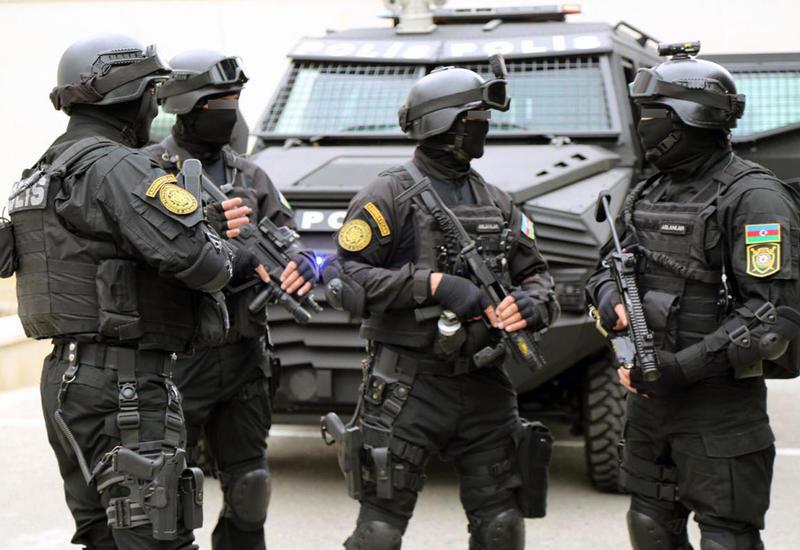 В Гяндже у радикалов изъяли арсенал оружия